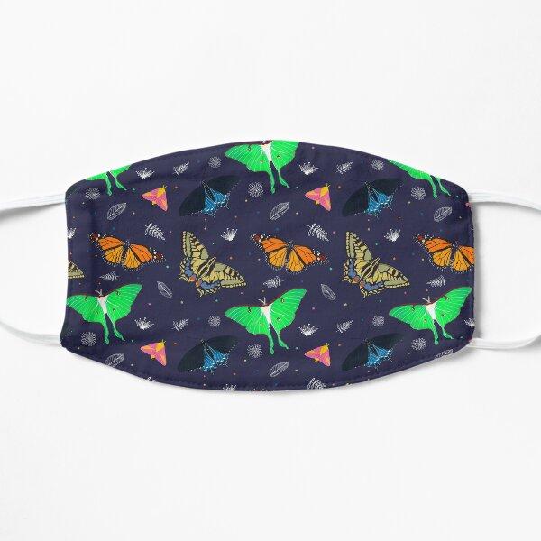 Lepidoptera Flat Mask
