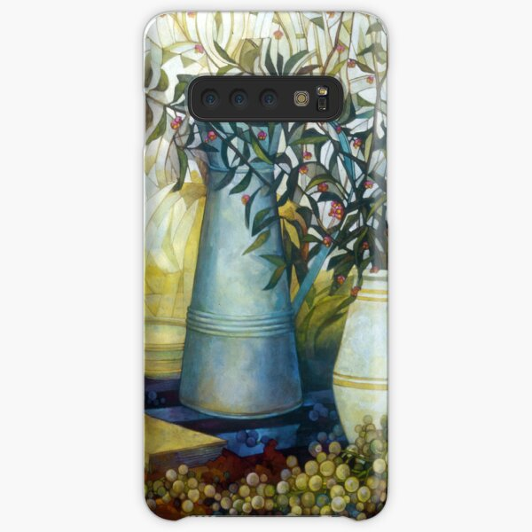 stil life with Euonymus Samsung Galaxy Snap Case