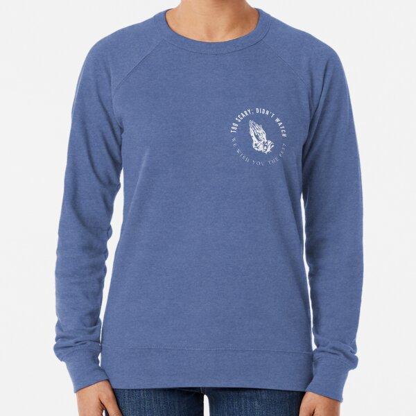 We Wish You The Best (for dark backgrounds) Lightweight Sweatshirt