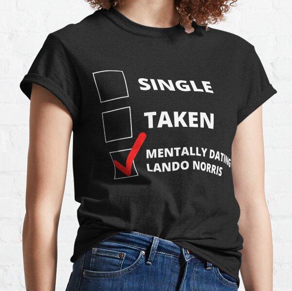 Lando Norris relationship Classic T-Shirt