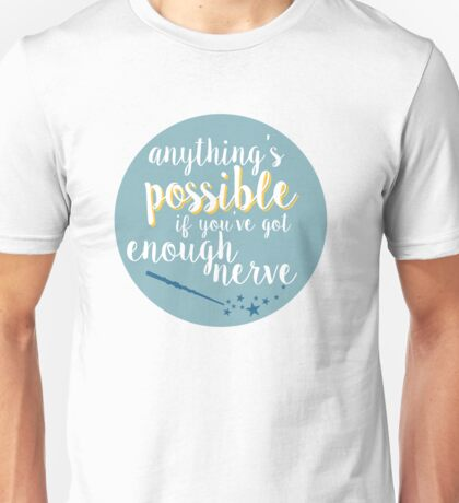 Anything's possible Unisex T-Shirt