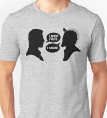 i shot first Unisex T-Shirt