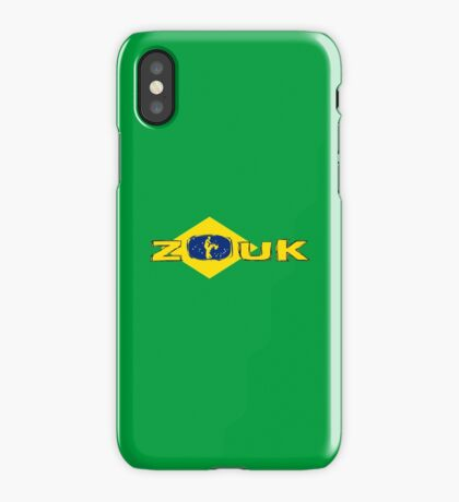 brasilianisches ZOUK iPhone Case