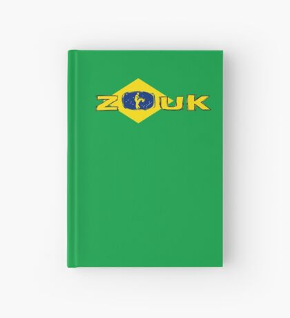brasilianisches ZOUK Hardcover Journal