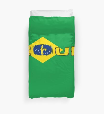 brasilianisches ZOUK Duvet Cover