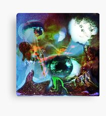 I FOREST Canvas Print
