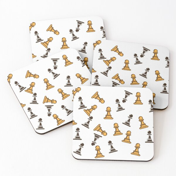 Pawn Storm Coasters (Set of 4)