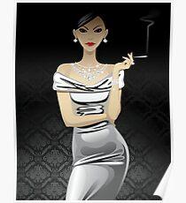 Fashion woman  Poster