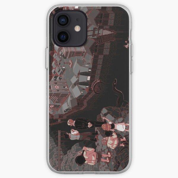 UNEARTH Paris à la Troll iPhone Soft Case