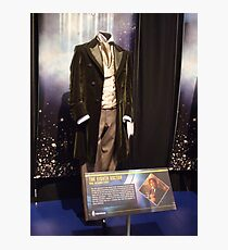 Who is the Doctor?  the 8th Doctor Costume Photographic Print