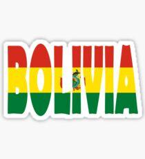 Pegatina Bolivia