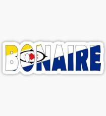 Bonaire Sticker