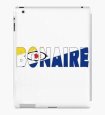 Bonaire iPad Case/Skin
