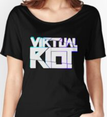Virtual Riot Merch Women's Relaxed Fit T-Shirt