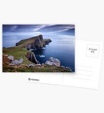 Neist Point, Scotland Postcards