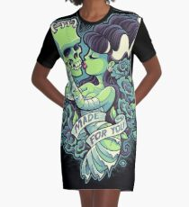 Made For You Graphic T-Shirt Dress