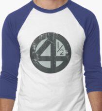 Fantastic 4 1/2! Men's Baseball ¾ T-Shirt