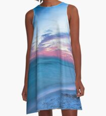 If By Sea A-Line Dress