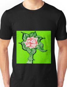 Scribblertoo Rose T-Shirt
