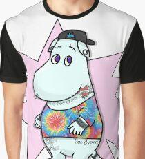 MoominPunk  Graphic T-Shirt