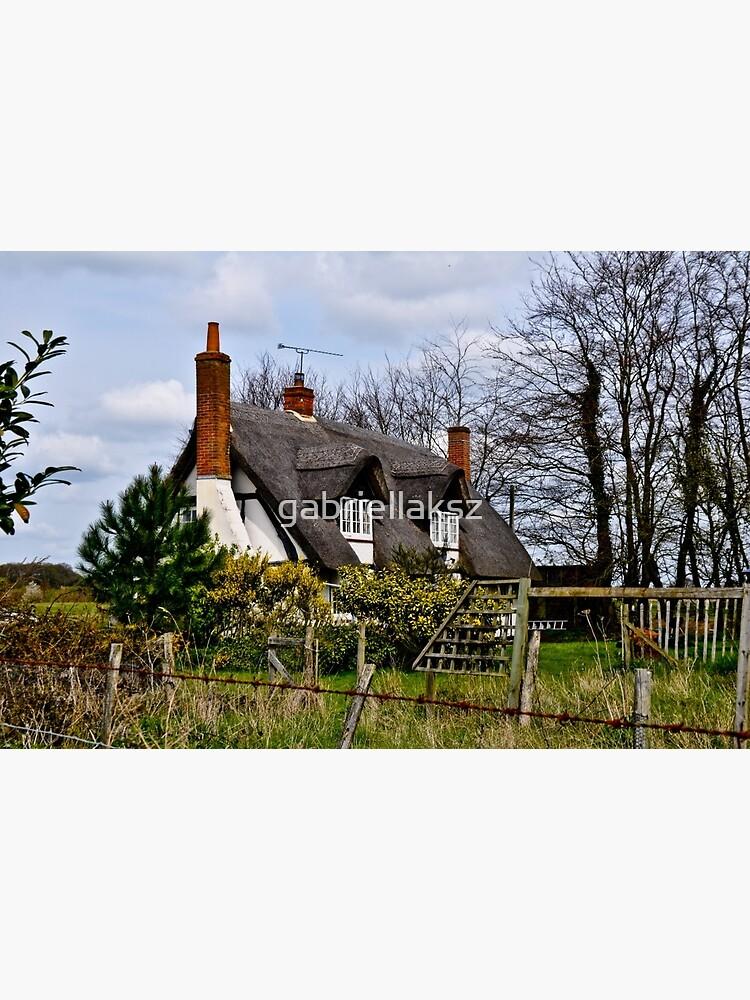 English Cottage by gabriellaksz