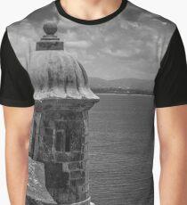 Castillo San Cristobal Graphic T-Shirt