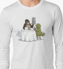 Crunchy Meal Long Sleeve T-Shirt
