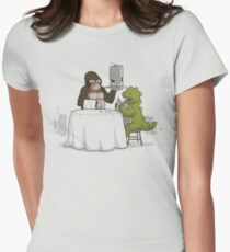 Crunchy Meal Women's Fitted T-Shirt