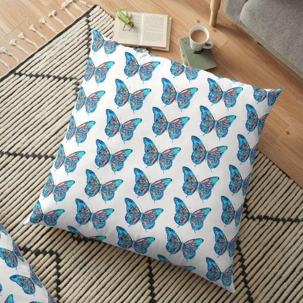 Angel Butterfly Floor Pillow