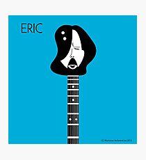 Eric Clapton Photographic Print