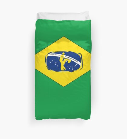 lets dance brazilian zouk Duvet Cover