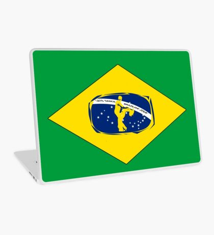 lets dance brazilian zouk Laptop Skin