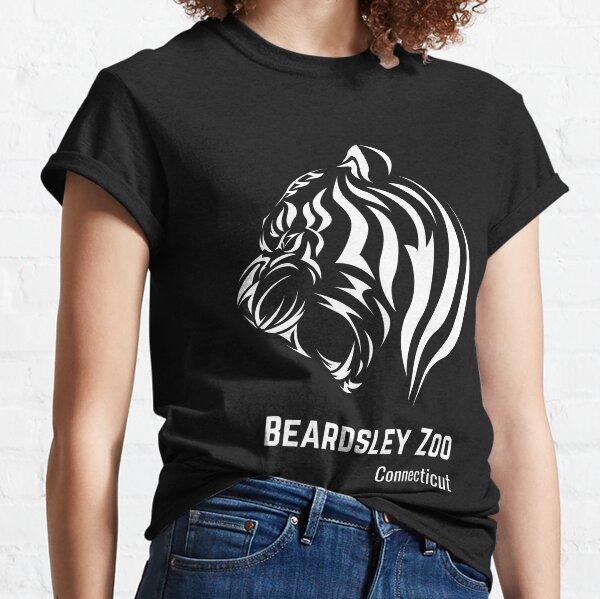 Tiger - Connecticut's Beardsley Zoo, Bridgeport, USA Classic T-Shirt