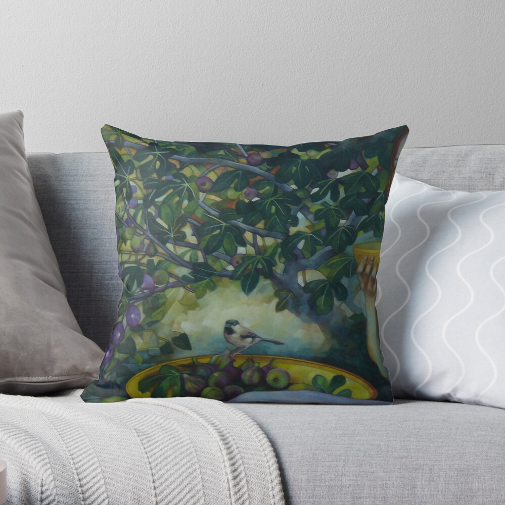 Pomona Throw Pillow