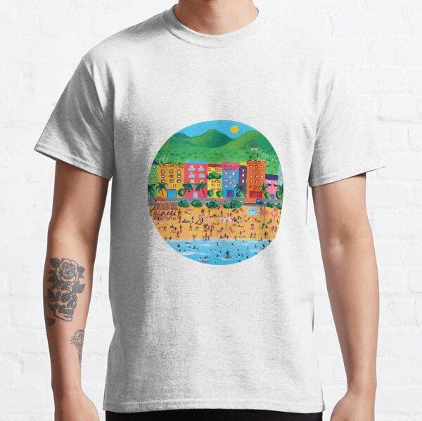 Tropical Beach Holiday – Sommer Sonne Meer – Urlaub am Strand in Bahia Classic T-Shirt