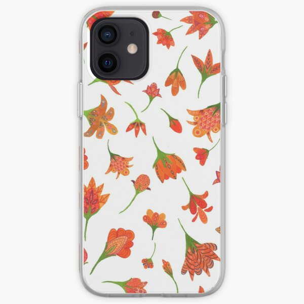 May flowers iPhone Soft Case