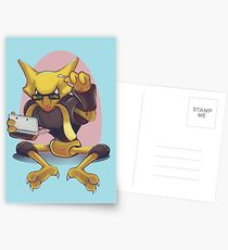 Alaka Cute Postcards