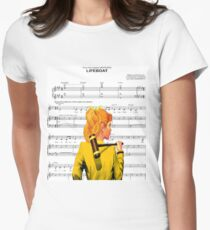 Lifeboat Heathers Women's Fitted T-Shirt