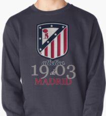 Sudadera cerrada Club de fútbol del Atlético de Madrid