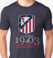 Atletico Madrid club football Unisex T-Shirt