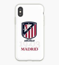 Atletico Madrid club football iPhone Case