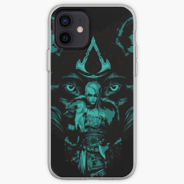 Assassin's Creed Valhalla / Fenrir / Eivor Women Coque souple iPhone