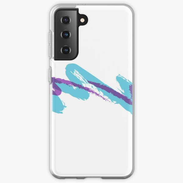 90s Stokes Samsung Galaxy Soft Case