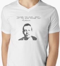 Make the Money-Macklemore Men's V-Neck T-Shirt