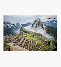 Machu Picchu, Peru Photographic Print