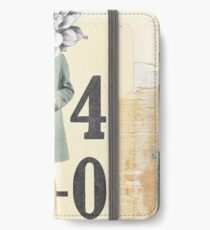 Never The Bride iPhone Wallet/Case/Skin