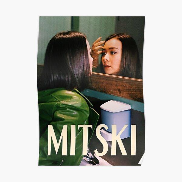 mitski poster be the cowboy Poster