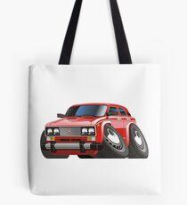 Cartoon car Tote Bag