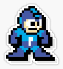 Megaman P Sticker