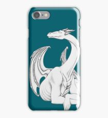 Dragon in Light iPhone Case/Skin